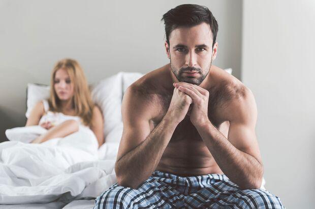 Immer mehr junge Männer leiden unter Erektionsstörungen
