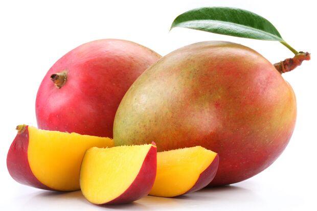 In 100g Mango stecken 39 Milligramm Vitamin C