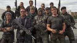 """In """"Expendables 3"""" liefern Stallone, Schwarzenegger & Co. wie gewohnt Action-Unterhaltung der alten Schule"""
