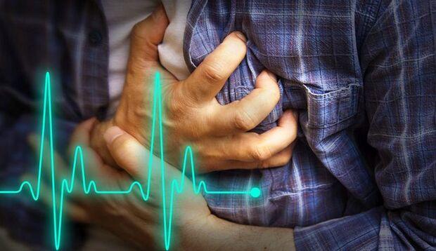 In Folge eines Herzinfarktes kann es zu Herzrhytmusstörungen oder zu einem Herzstillstand kommen