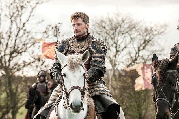"""In """"Game of Thrones"""" spielt Nicolaj Coster-Waldau den Ritter Jaime Lannister — er ist der Zwillingsbruder und Lover von Königin Cersei"""