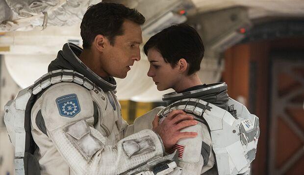 """In """"Interstellar"""" sucht die Menschheit in den Weiten des Alls nach einem neuen Zuhause"""