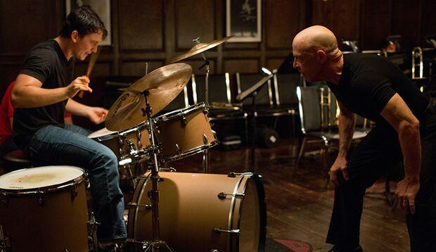 """In """"Whiplash"""" will sich ein junger Drummer in einer Musikschule ganz nach oben trommeln"""