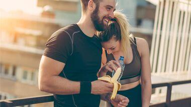 In unserem Ernährungsplan findest du natürlich auch die besten Snacks für Läufer
