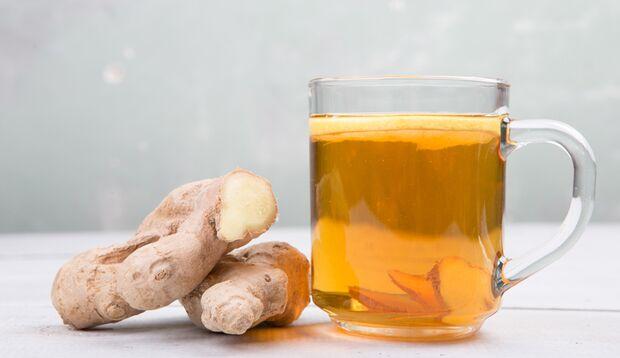 Ingwer-Tee hilft beim Abnehmen