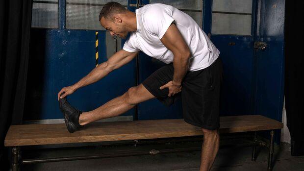 """Insta-Star Andrej Mangold: """"Ich integriere Mobility-Übungen in jeden neuen Trainingsplan."""""""