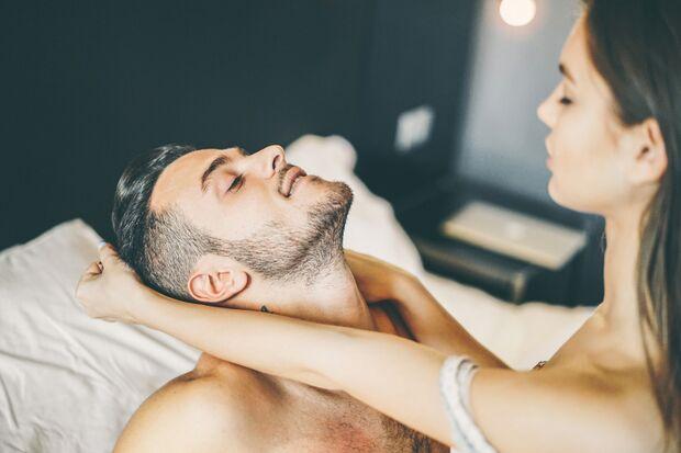 Intensive Orgasmen dank Prostata-Stimulation