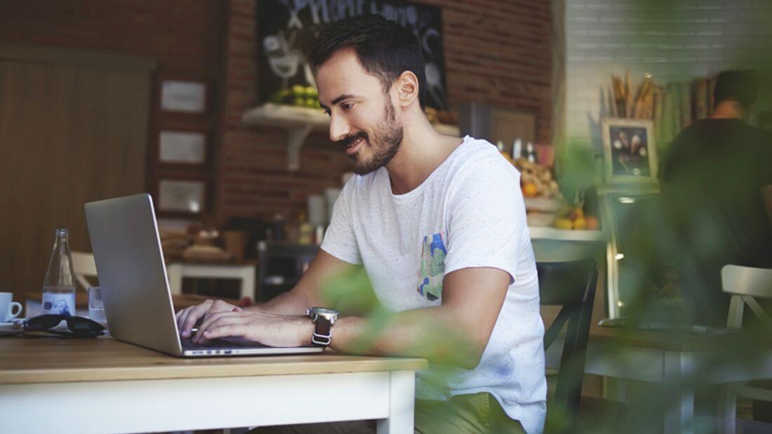 Internet-Dating hat hohe Erfolgschancen
