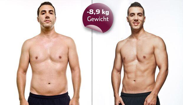 """Ivo: """"8 Wochen lang anders leben? Dazu war viel Motivation nötig"""""""