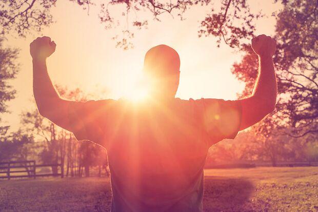 Jannis hat's geschafft: mehr Muskelmasse in 8 Wochen