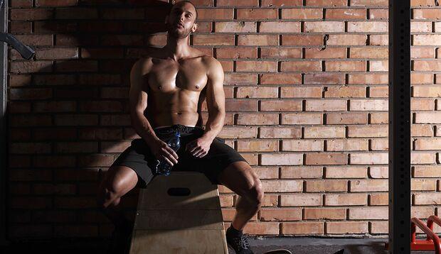 Je mehr Muskeln im Spiel waren, desto stärker ist der Nachbrenneffekt