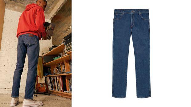 Jeans von Wrangler