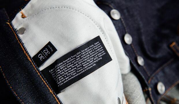 Jeans waschen 2021 / Asket Denim