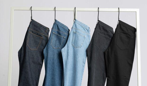 Jeans waschen Sommer 2021
