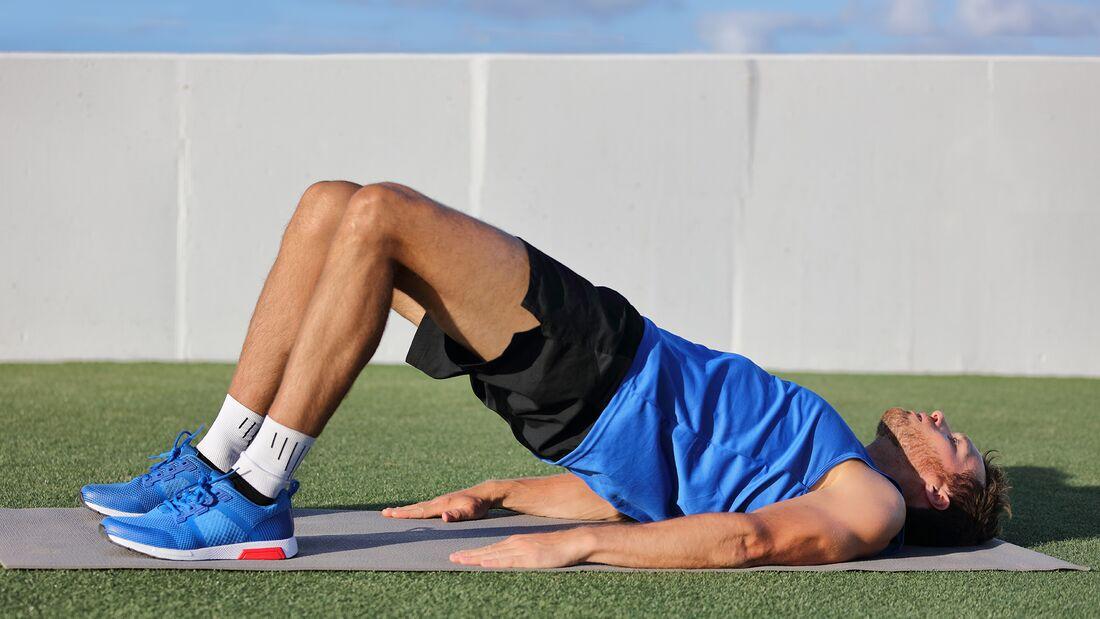 Jeden Tag Sport – kann das gesund sein? Klar!