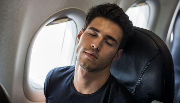 Jet Lag ist häufiger Auslöser für Schlafstörungen