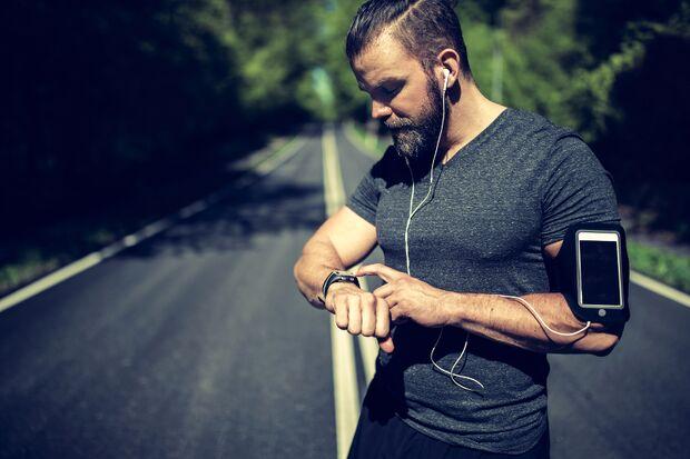 Joggen ist dem Muskelaufbau kontraproduktiv