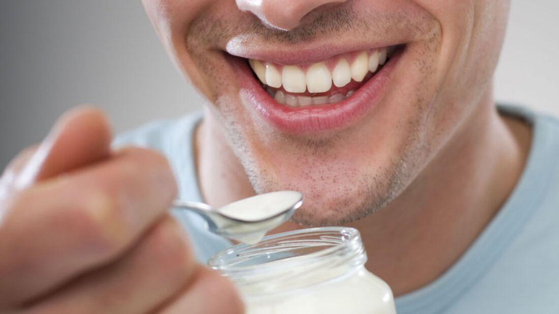 Joghurt oder Quark?
