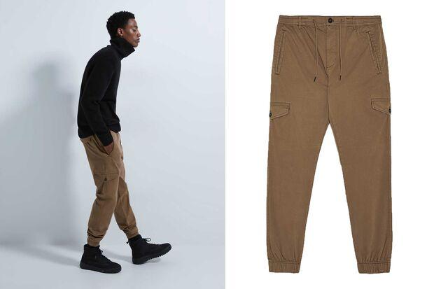 Jogpants Zara Cargo-Pants