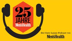 Jubiläum: Wir feiern 25 Jahre MEN'S HEALTH