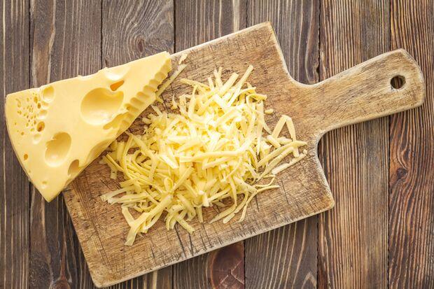 Käse ist Vitamin-B12-Lieferant