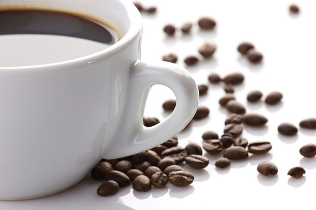 Kaffee unterstützt die Gehirntätigkeit