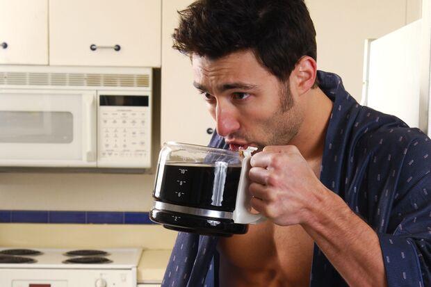 Kaffeetrinker erkranken seltener an Diabetes