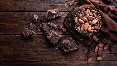 Kakao enthält viele gute Nährstoffe