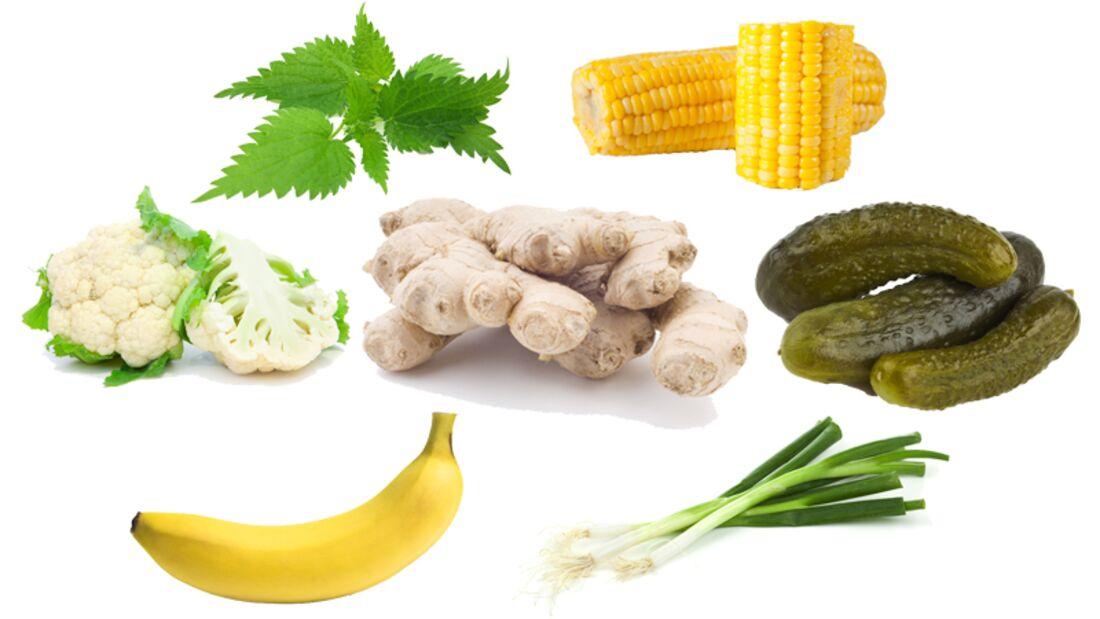 Kalorienhaltige Lebensmittel