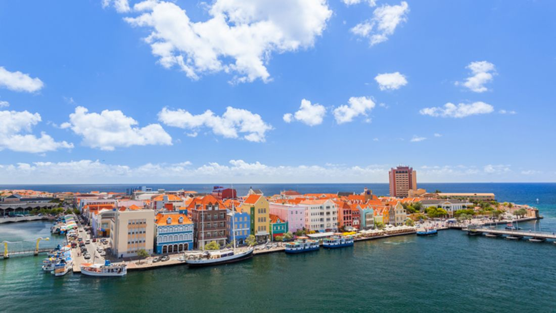 Karibikflair pur: Curacao
