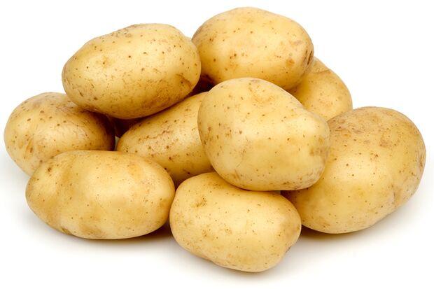Kartoffeln enthält viele Vitamine und Mineralien