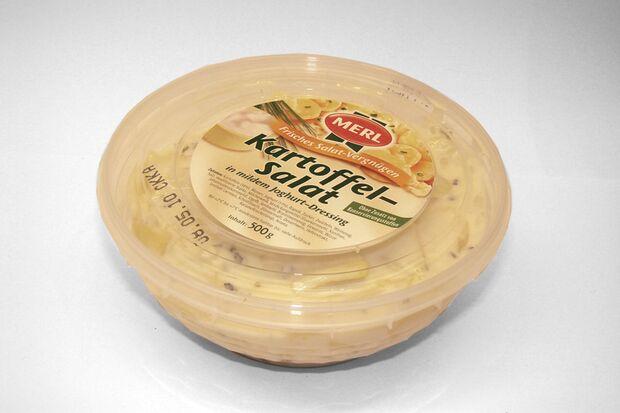 Kartoffelsalat mit Joghurt von Merl
