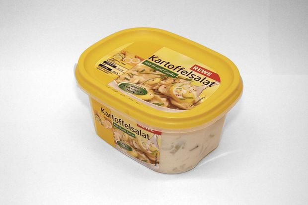 Kartoffelsalat von Rewe