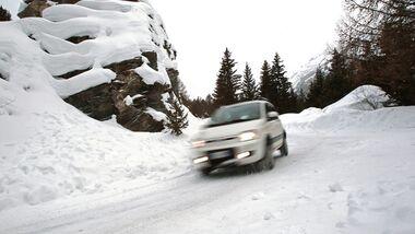 Kaufberatung für Winterautos: Gebrauchte Allradler
