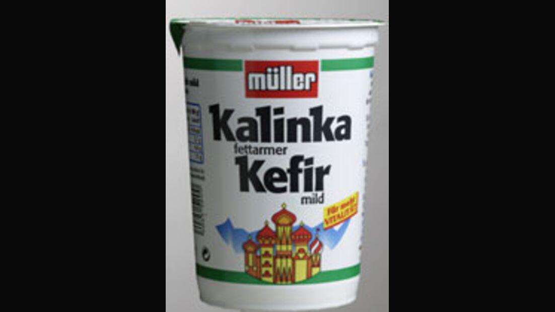 Kefir: enthält Proteine