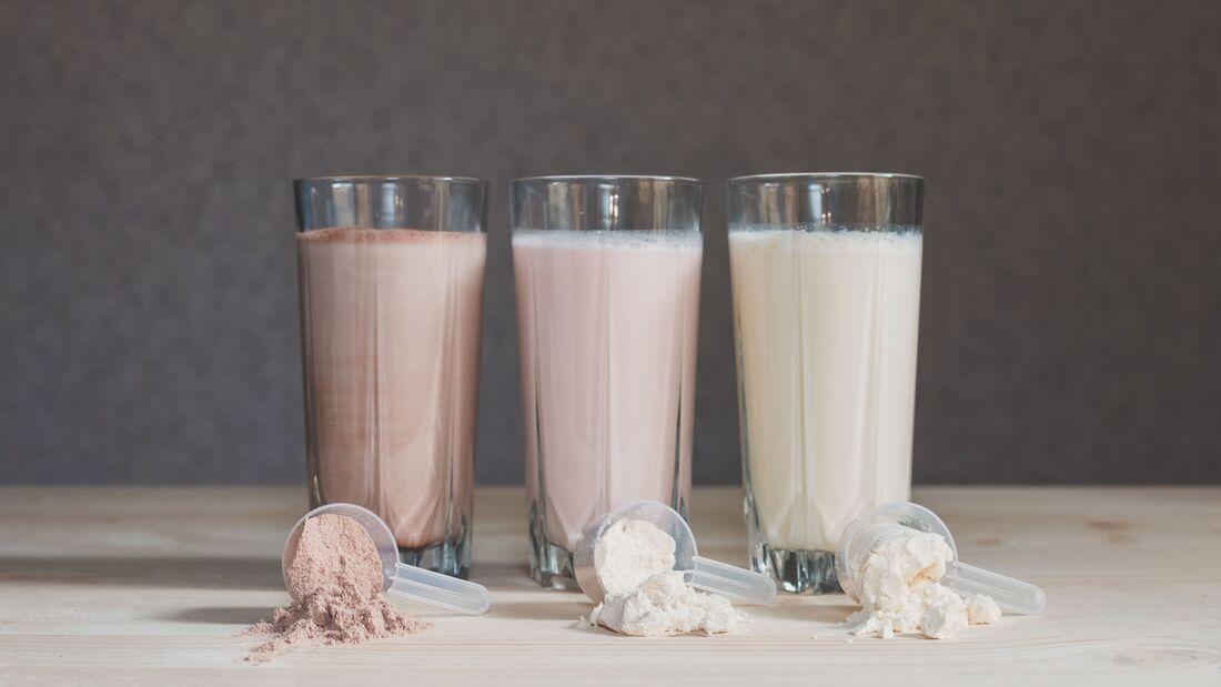 Kein Lebensmittel hat eine so hohe biologische Wertigkeit wie Whey Protein