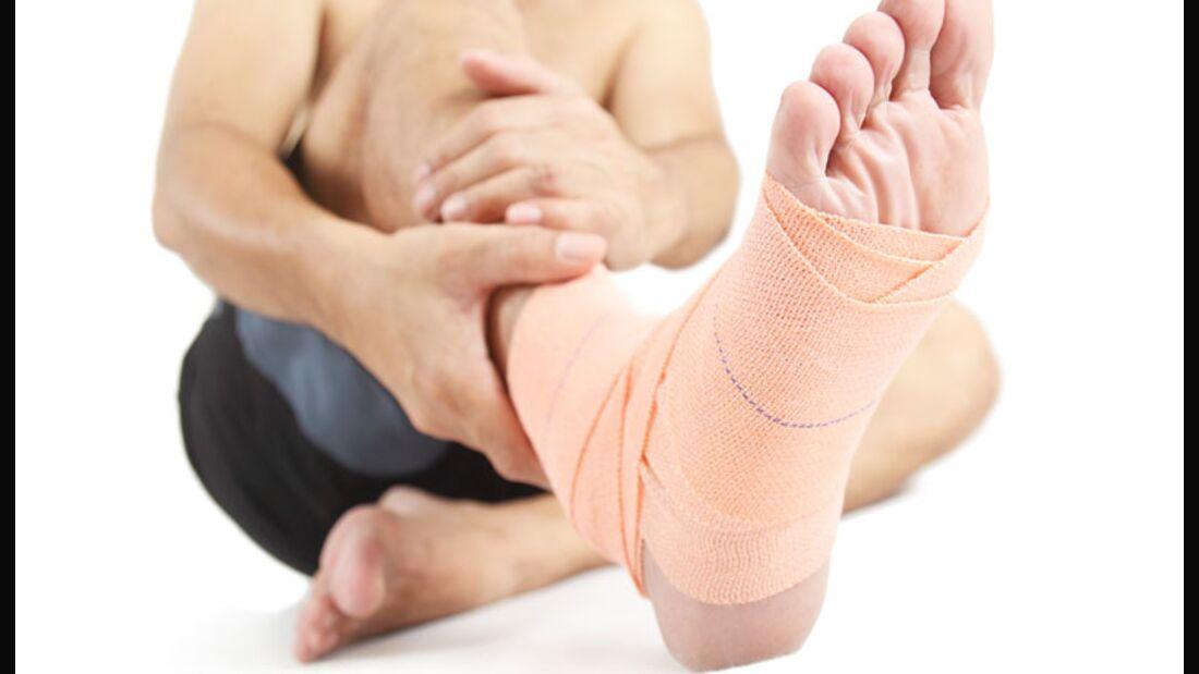 Keine andere Sportverletzung tritt häufiger auf