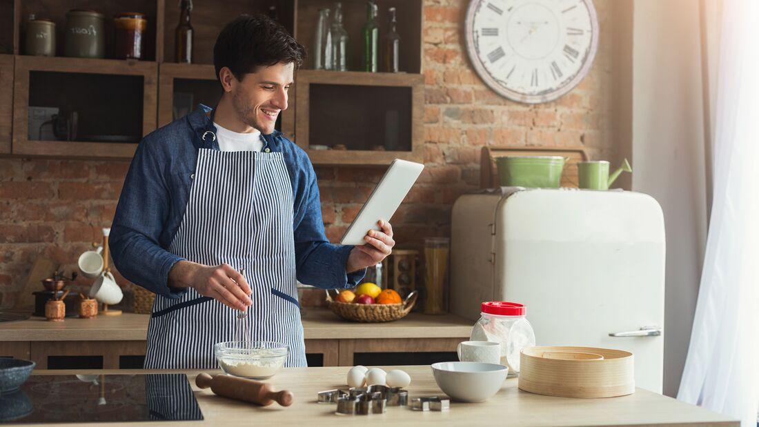 Kekse für Kerle: 5 Plätzchen nur für Männer
