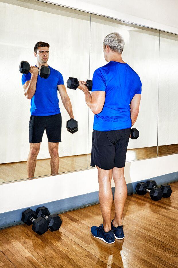 Kennst du dein aktuelles Fitness-Alter? So testest du's – und verbesserst es