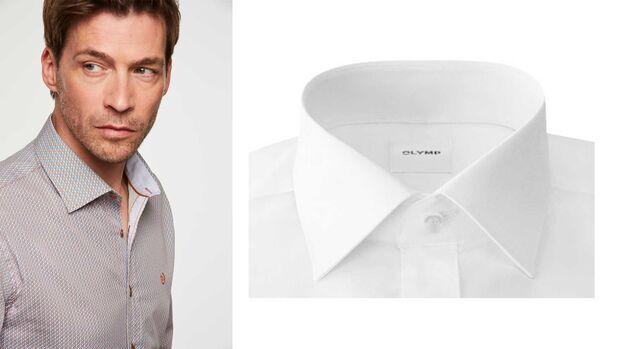 Kentkragen - Hemd