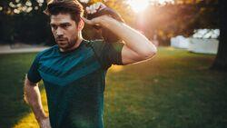 Kettlebell-Übungen trainieren die Kraftausdauer