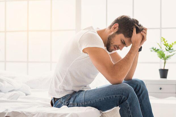 Keuschheit verursacht Stress