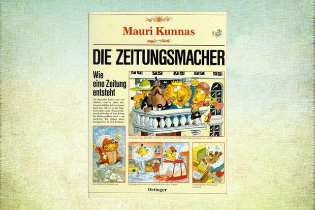 Kinderbuch Die Zeitungsmacher