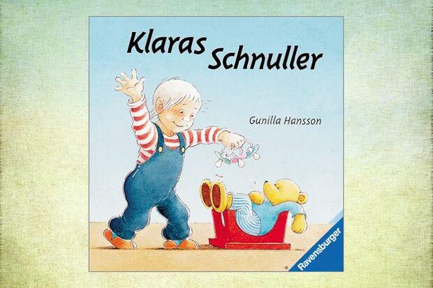 Kinderbuch Klaras Schnuller