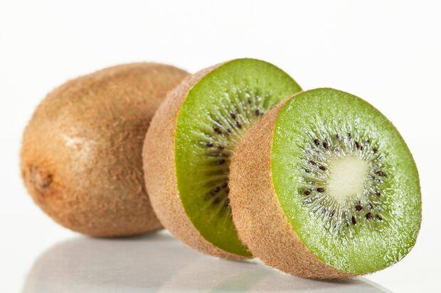 Kiwis sind Bestandteil gesunder Ernährung