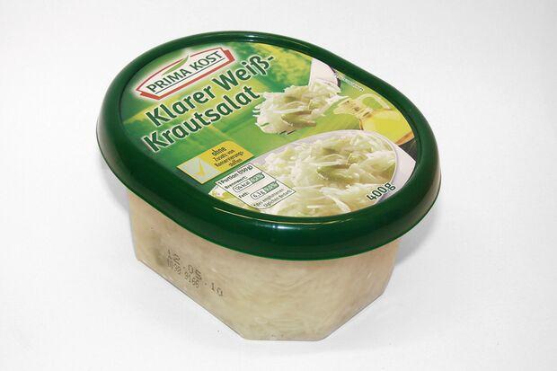 Klarer Weiß-Krautsalat von Prima Kost