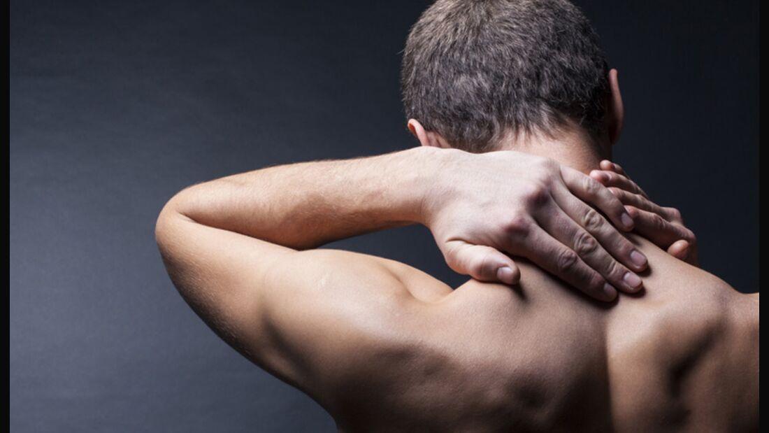 Knacken im Nacken - jetzt trainieren?