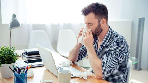 Knoblauch hilft gegen Erkältung