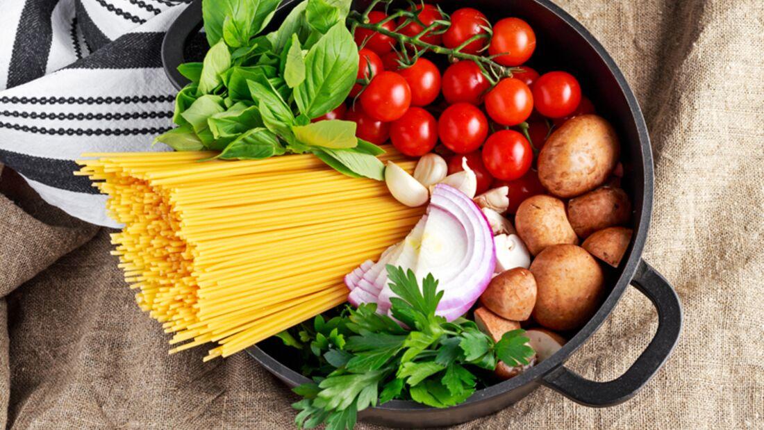 Kochen kann so einfach sein: Mit One-Pot-Rezepten