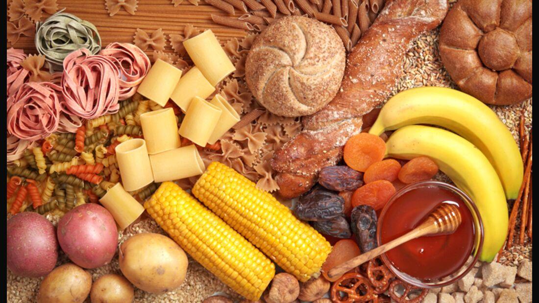 Kohlenhydrate in der Sporternährung